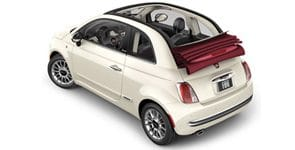 Group E: Fiat 500 Cabrio or similar (2 doors)