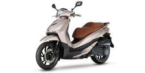 Group D: Sym HD or similar 300cc