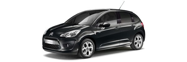 Citroen C3 - Rent a car in Paros